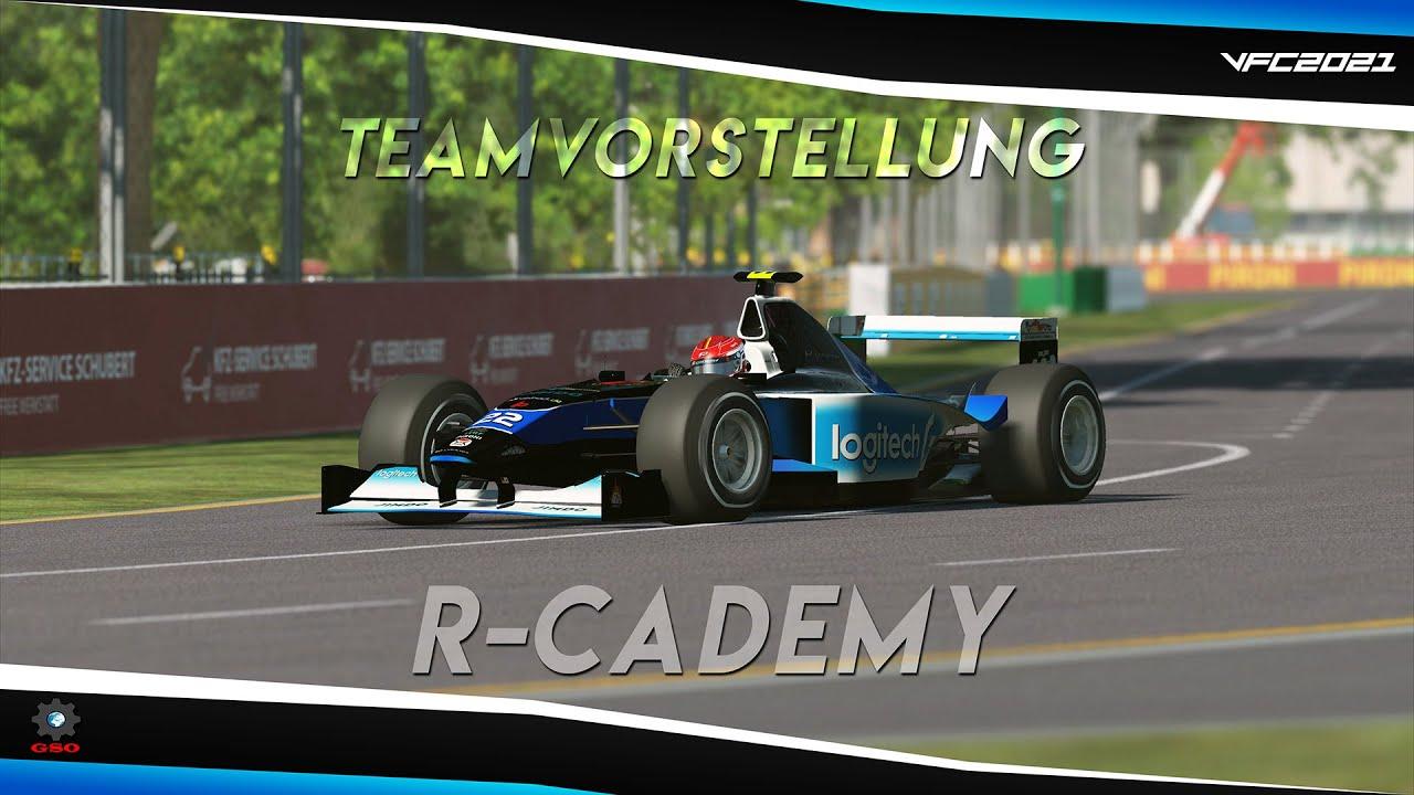 VFC-Teamvorstellungen - R-cademy