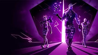 "The New ""DARK REFLECTIONS"" PACK in Fortnite! (Dark Reflections Bundle)"
