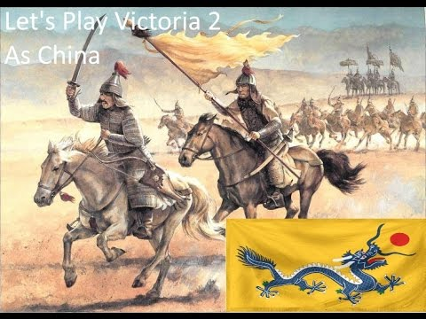 I swear it's not us - Let's Play Victoria 2 as China Part 2