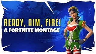 'Ready Aim Fire' - Imagine Dragons | A Fortnite Montage
