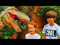 Children Find Real Dinosaur in a Shed!  Singalong!