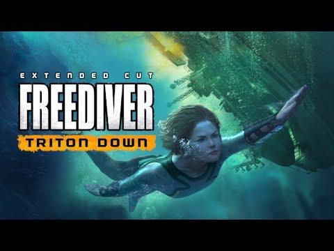 "Freediver : Triton Down - Bande Annonce ""PSVR / Oculus Quest"""
