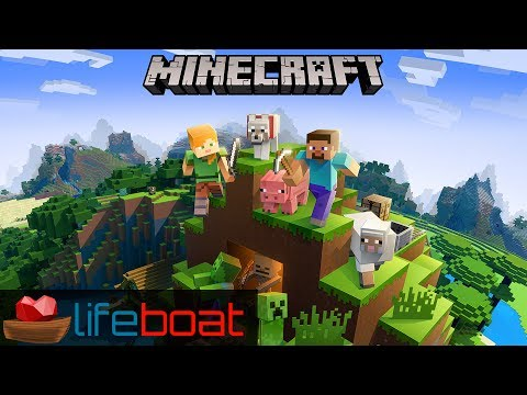 Minecraft Better Together: Hunger Games Lifeboat 10: SG/CTF Youtube Ranked