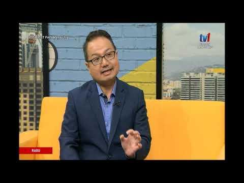 Temubual bersama Dato' Madani Sahari dalam Selamat Pagi Malaysia
