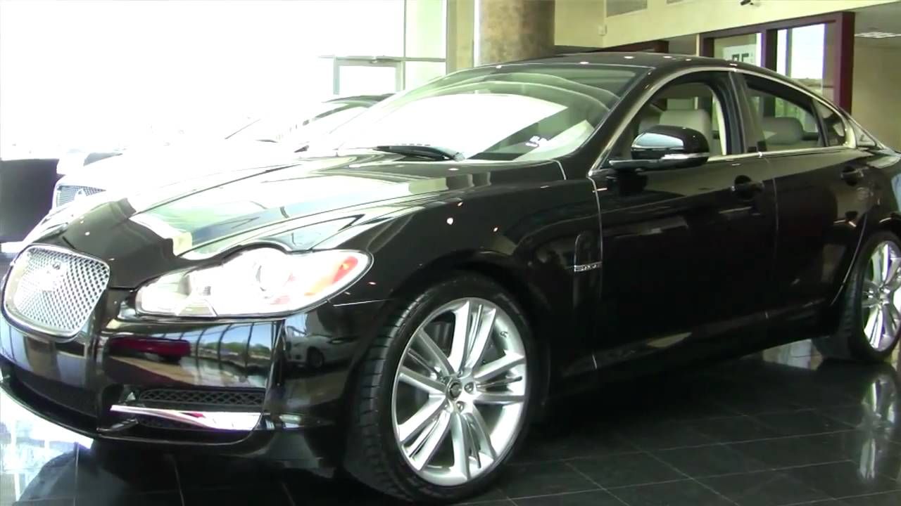 Park Place Jaguar Plano Presents 2011 Jaguar XF
