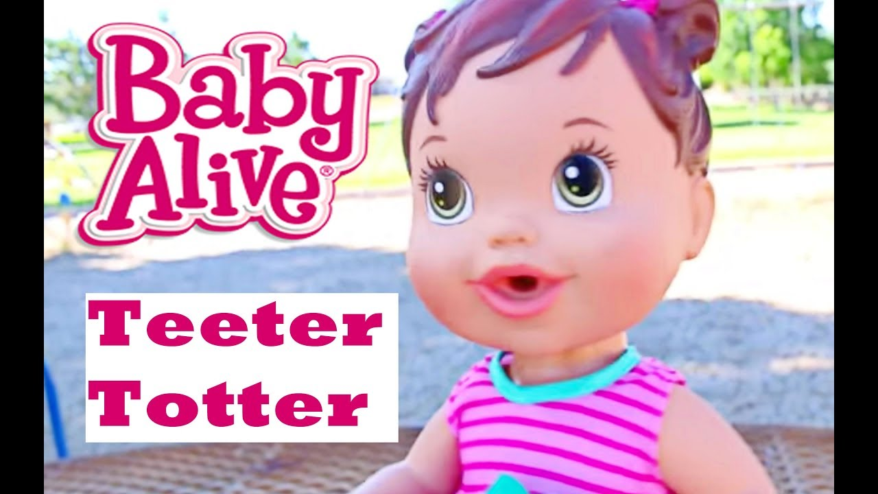 Baby Alive Baby Attack 2 Worlds Biggest Crazy Baby At The