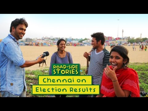 Chennai On Election Results - Road Side Stories | Put Chutney