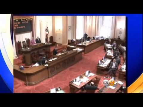 Calif. State Senate Votes To Suspend 3 Embattled Lawmakers