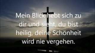 Outbreakband - Der Einzige (Lyrics) (Heilig bist du Herr)
