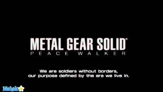 Metal Gear Solid: Peace Walker Walkthrough - Big Boss's Final Speech