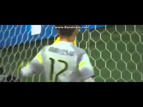 Brazil self goal