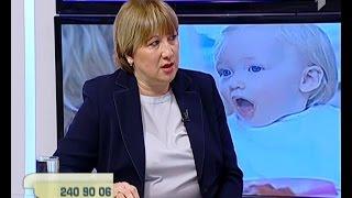 პირადი ექიმი-მარი მალაზონია - როცა ბავშვი კუჭს იტკიებს