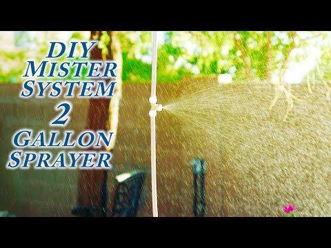 DIY Mister System