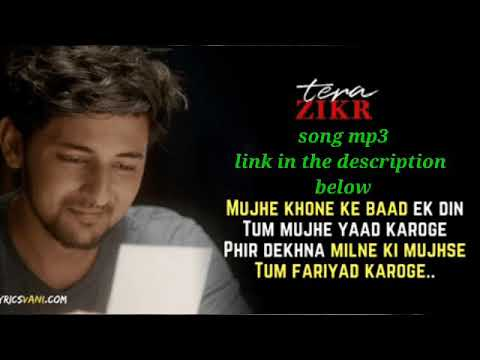 tera-zikr-mp3-song