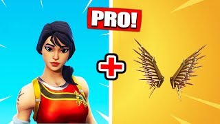 The 10 best TRYHARD Skin combinations you should buy! - Fortnite Battle Royale English