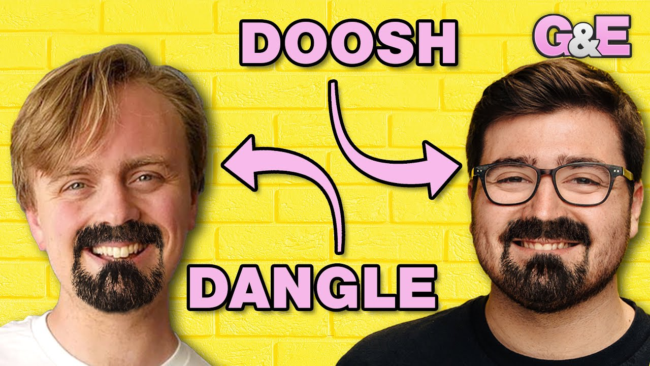 The Doosh and Dangle Podcast - The Gus & Eddy Podcast