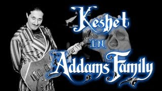 Theme Song to The Addams Family - Guitar Cover by Keshet