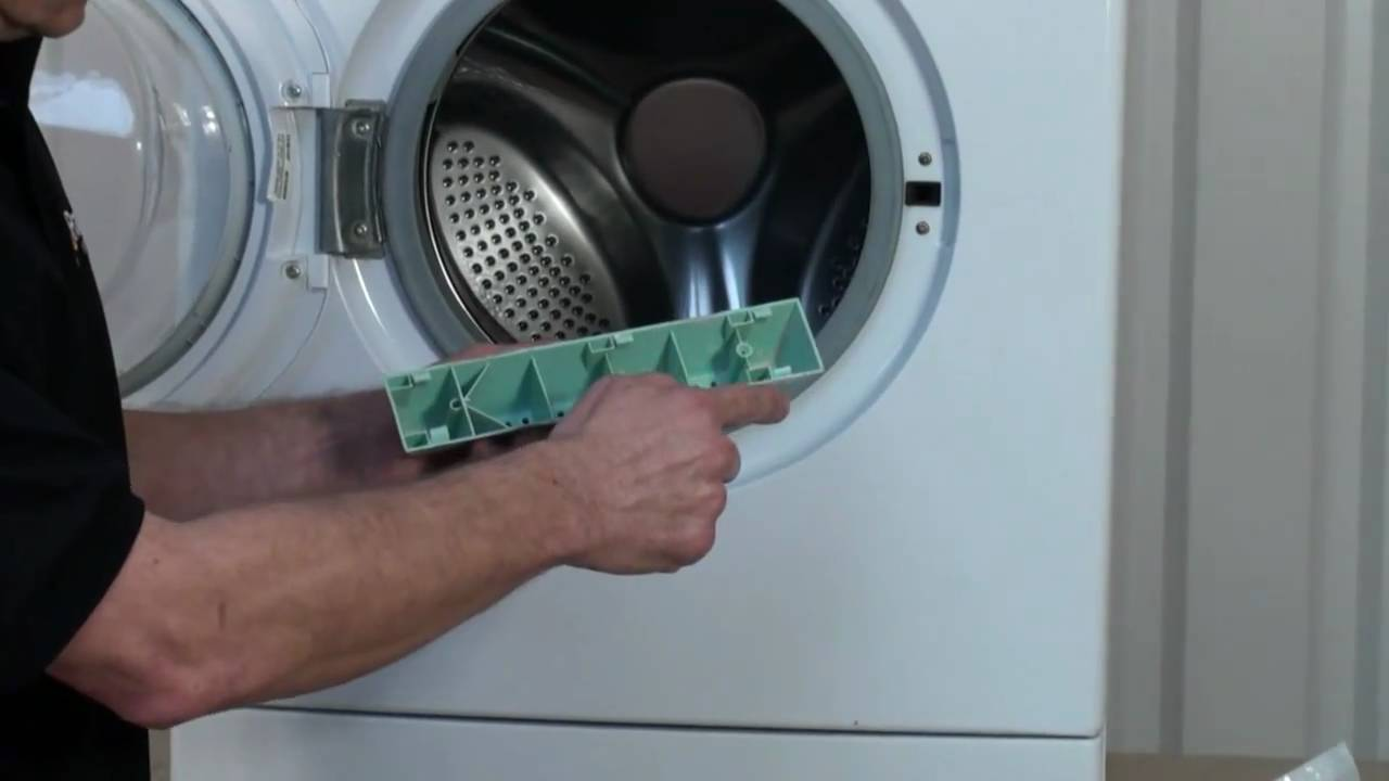 How To Replace Amp Fit A Washing Machine Drum Paddle