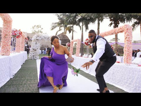 This Nigerian Wedding Entrance Will Take your Breath Away!