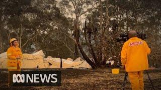 NSW Bushfires: On the ground in Batemans Bay | ABC News