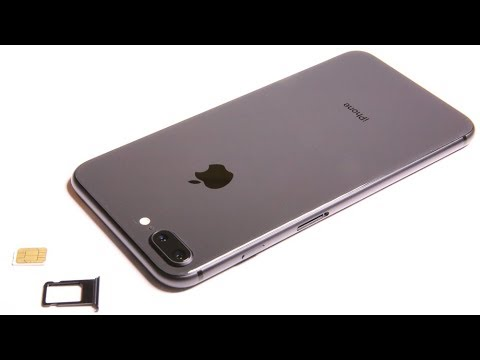 iphone 8 sim karte iPhone 8 / 8 PLUS HOW TO: Insert / Remove a SIM Card   YouTube