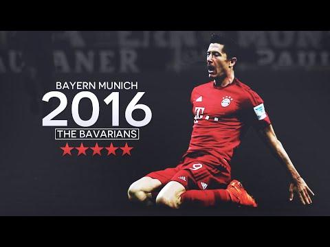 ★ Bayern Munich   The Bavarians   Goals & Skills 2015/16   WX2 ★