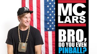 MC Lars plays Doctor Who pinball vs Kevin and Nick! 11/12/15 - Bro Road Show!