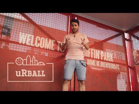 uRball - Nowy kanał o piłce nożnej na wyspach brytyjskich