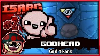 Mein erster Godhead! - The Binding Of Isaac: Afterbirth+ | Part 2