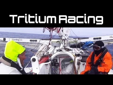 Transpac 2013 | Speed session onboard Tritium Lending Club !