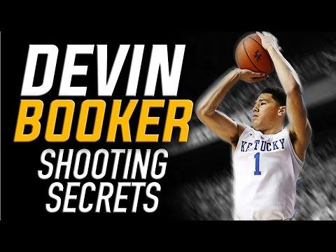 Devin Booker Shooting Form: NBA Shooting Secrets