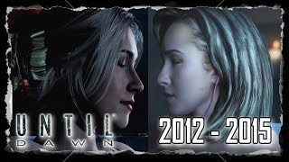 Until Dawn Before PS4 Trailer / Gameplay 2012 - 2015