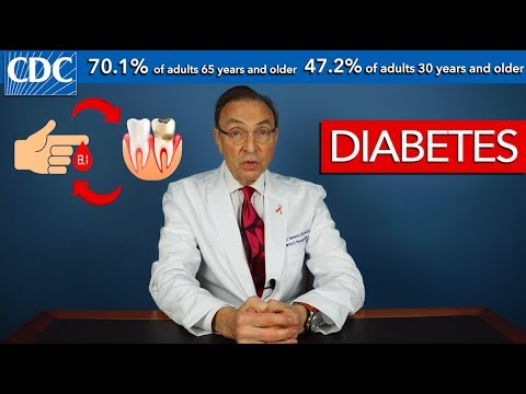 Diabetes & Gum Disease are Connected!