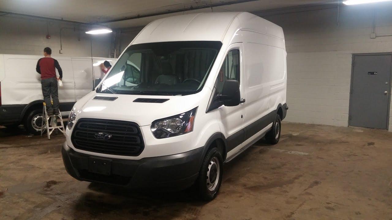 2015 ford transit t 250 high roof long wheel base youtube. Black Bedroom Furniture Sets. Home Design Ideas