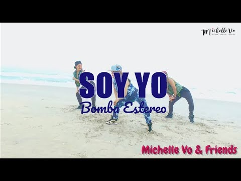 SOY YO - Bomba Estéreo  | Michelle Vo and Friends | ZUMBA FITNESS | Dance Workout