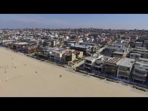 Manhattan Beach California Drone Video by Gregg Towsley