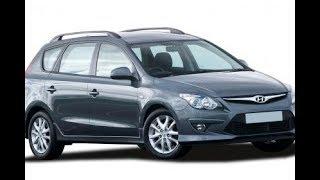 Обзор Хендай i30 2011 года.  Overview Hyundai i30 2011