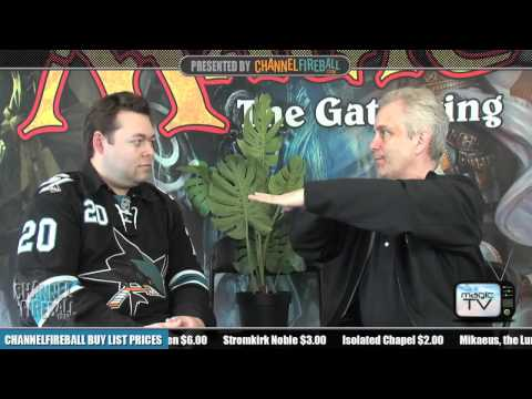 Magic TV: Extra - Mark Rosewater Interview