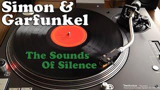 Simon Garfunkel The Sounds Of Silence 1966 - Black Vinyl LP.mp3