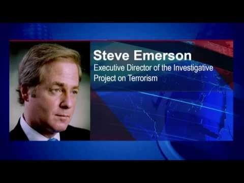 Steve Emerson Thinks We are Letting Terrorists Dictate Our Behavior