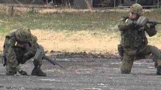 JGSDF 2014 宇都宮駐屯地・中央即応連隊 Camp Utunomiya・CRR