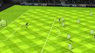 FIFA 14 Android - Juventus VS Roma
