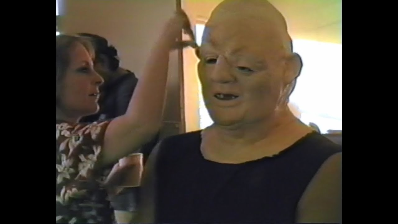 Sloth Makeup Test For The Goonies
