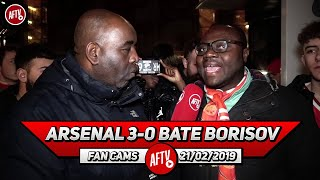 Arsenal 3-0 BATE Borisov   Ozil Will Be Instrumental In Us Making Top Four!