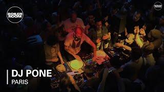 DJ Pone Boiler Room Paris DJ Set