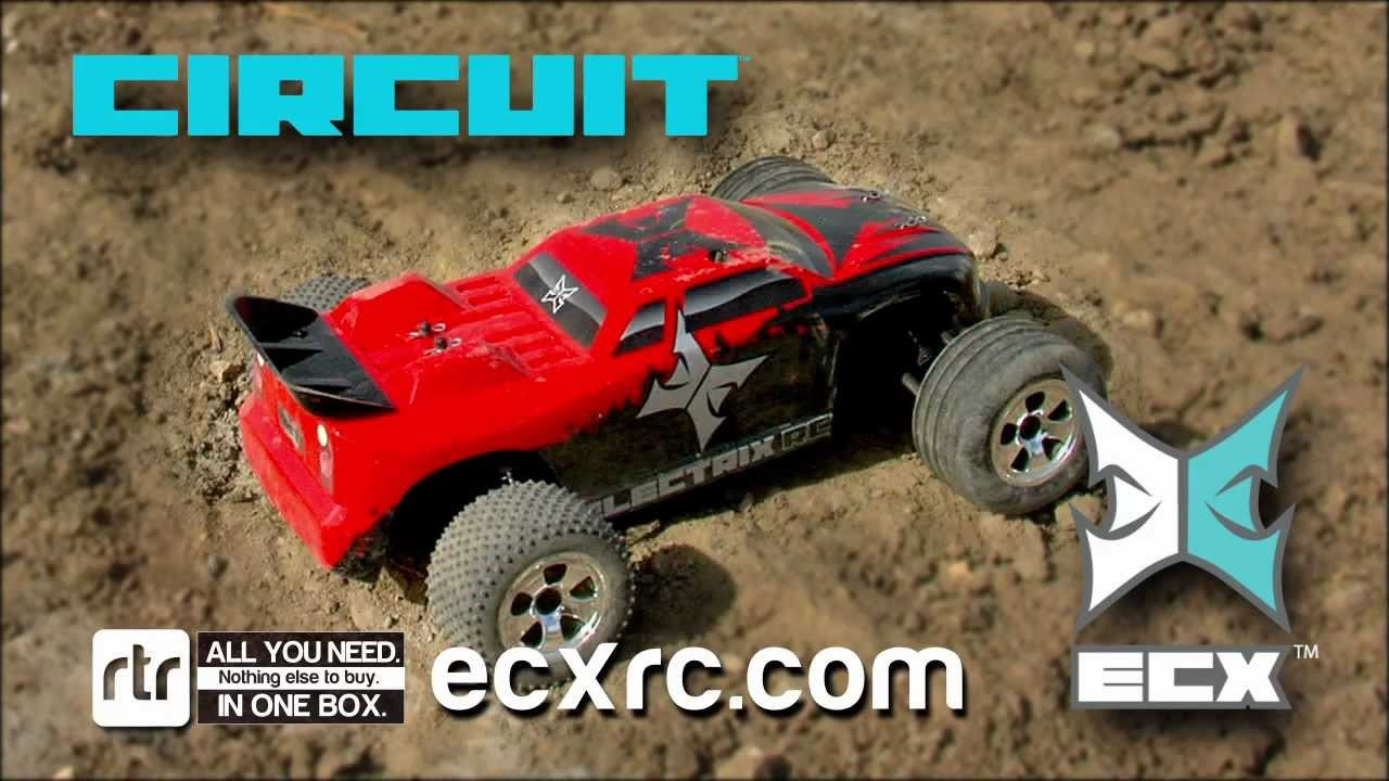 circuit 1 10 stadium truck by ecx youtube rh youtube com