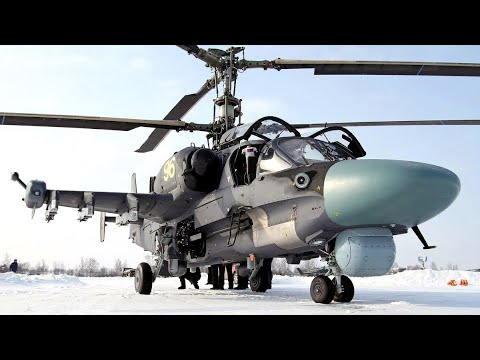 Russian Attack Helicopter That Shocked America!