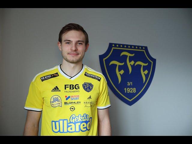 Välkommen till Falkenbergs FF - Linus Dahl