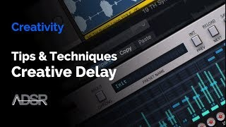 creative ways to use delay in electronic music course