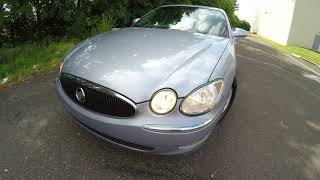 4K Review 2006 Buick LaCrosse Virtual Test-Drive and Walk around